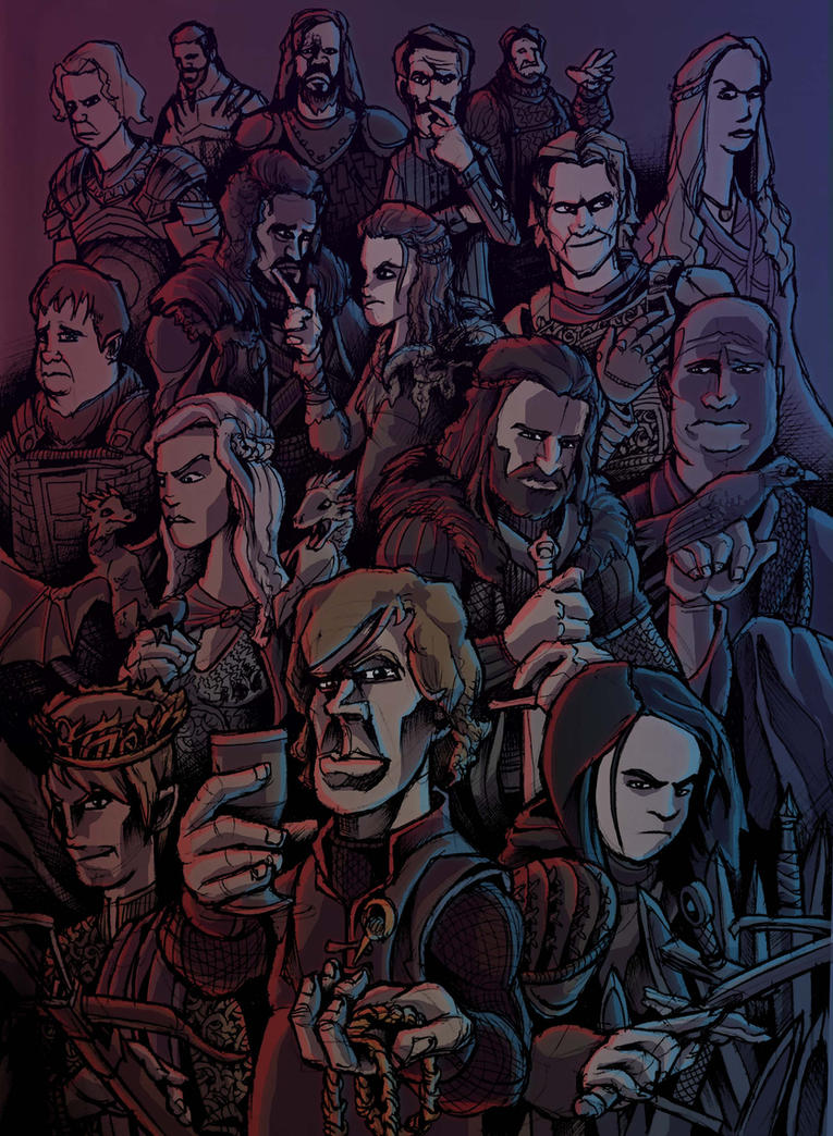 Game of Thrones! by JeffyP