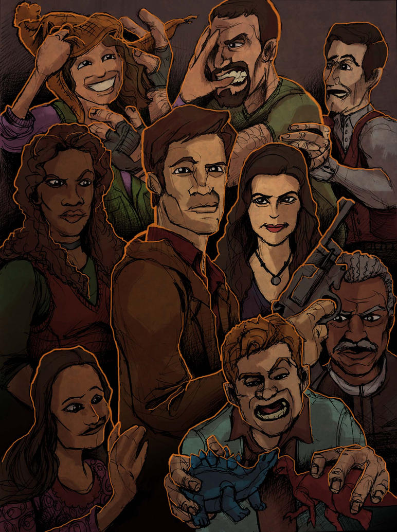 Browncoats by JeffyP