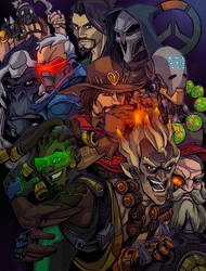 Overwatch! by JeffyP