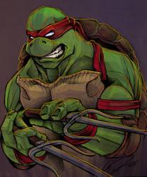 Raphael! by JeffyP