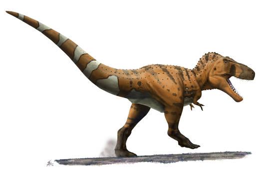 T. rex reigns again