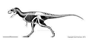 Teratophoneus, the monster killer