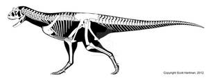 Carnotaurus is a mouth with legs