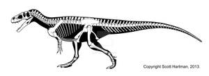 This IS your (great?) grandfather's theropod