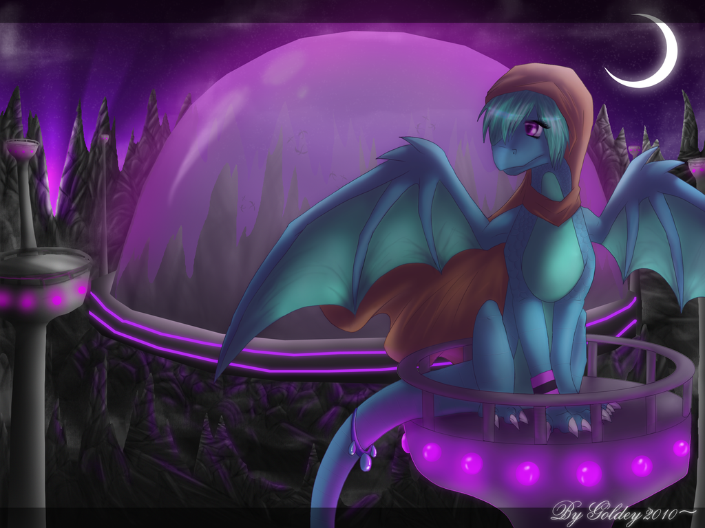 Dark Kingdom by GoldenTigerDragon
