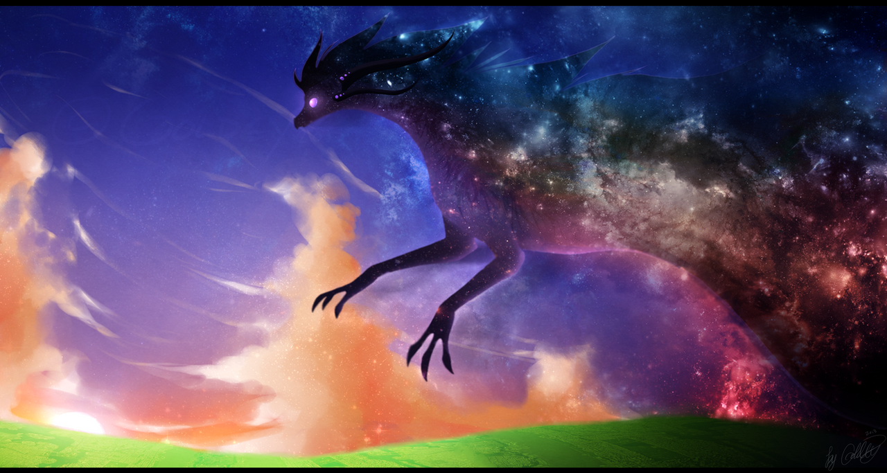 Bring the Night by GoldenTigerDragon