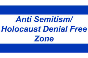 Ant Semitism free Page by DeltaUSA
