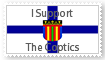 Coptic stamp by DeltaUSA