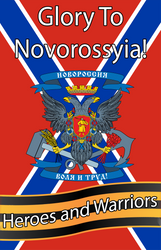 Novorossyia Poster by DeltaUSA