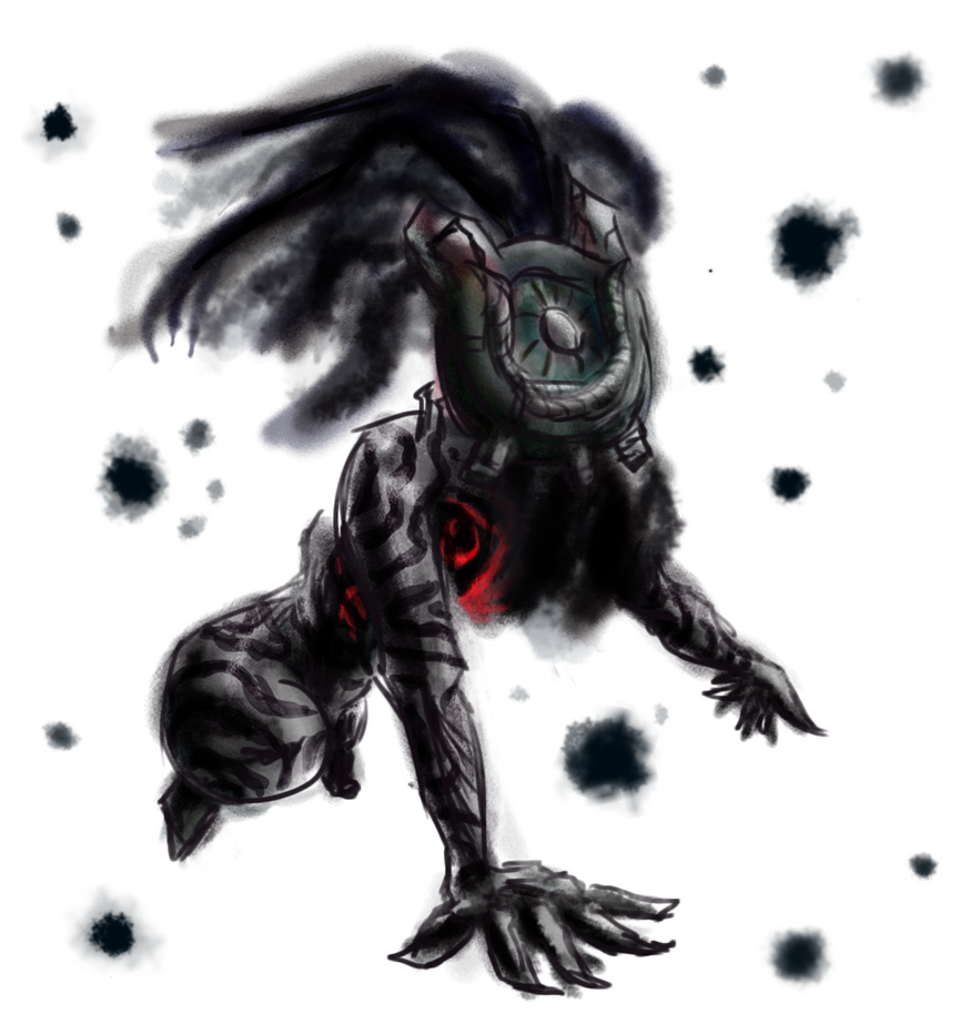 Shadow beast twilight princess collab entry by flammenklinge on deviantart - Portal entree ownership ...