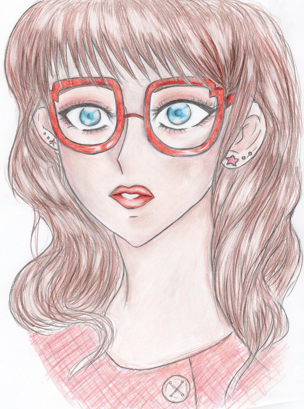 Blue Eyes~ by LoveDoctor-Sama