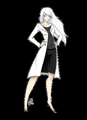 Female Seraph Transparent by dawn-refia