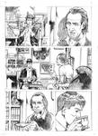 Test pages 2 for the comic Dylan Dog