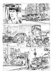 Test page 3 for the comic Dylan Dog
