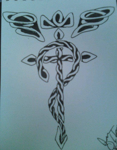Fullmetal Alchemist celtic by DanaXNeuro