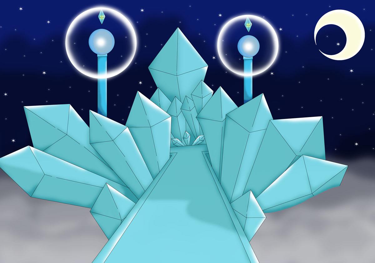 Crystal Kingdom by GamerERaid