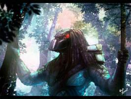 Predator by Ilya Tyljakov Second Variant by RaZuMinc