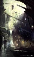 The Town of Nowhere... by (Ilya Tyljakov)