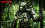 Predator concept art
