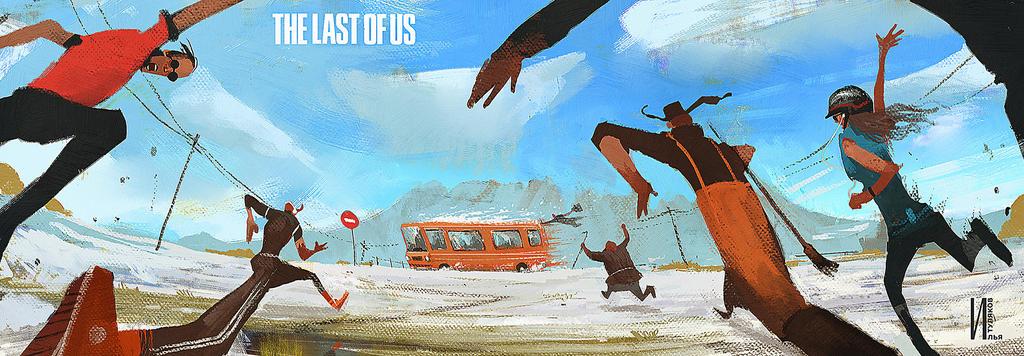 The last of us by RaZuMinc