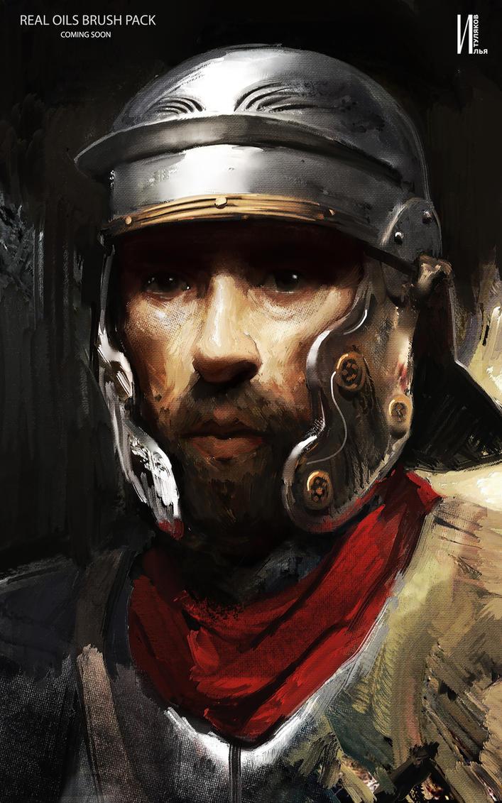 Centurion Portret Upd by RaZuMinc