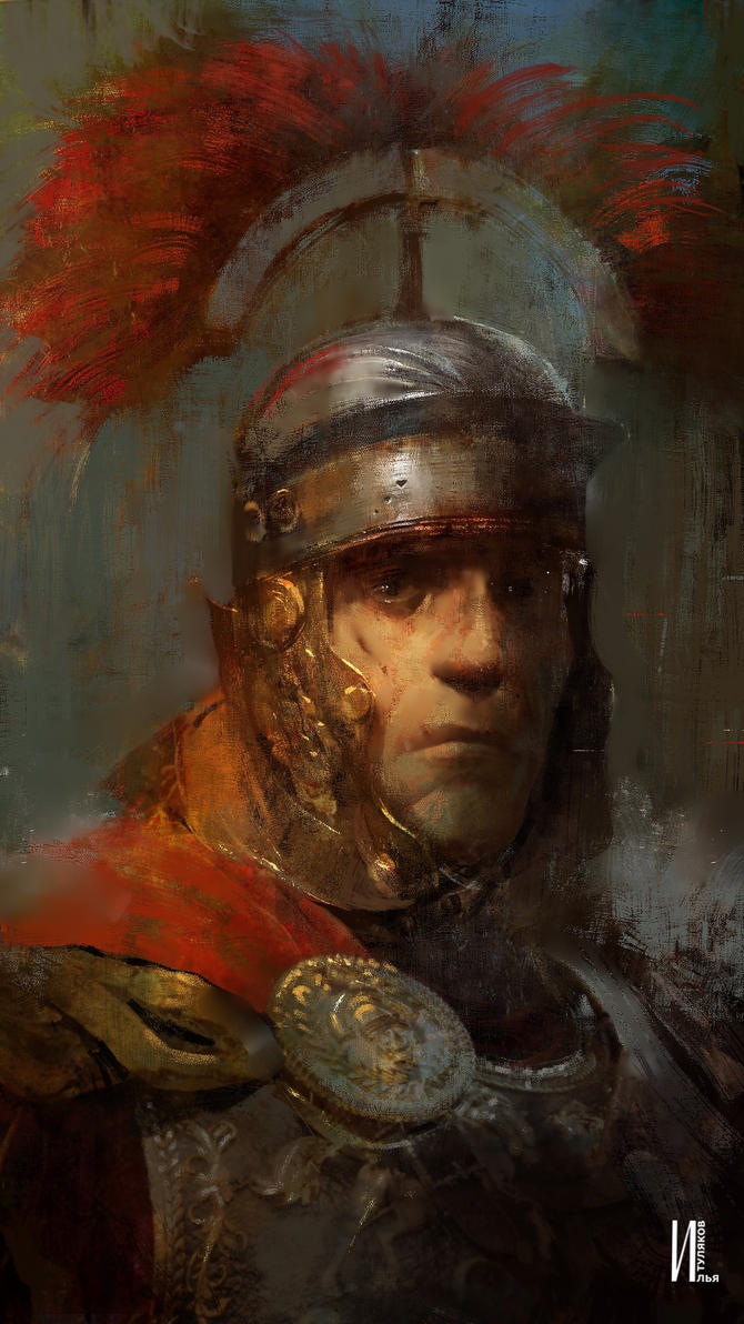Rome Warrior by RaZuMinc