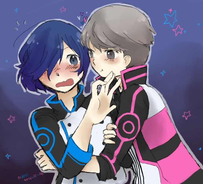 hey its another persona pixiv log!! by nabila300