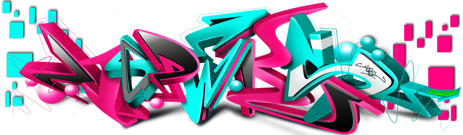 graffiti png by hoper-st