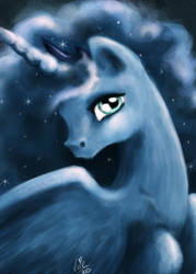 Luna Speed Paint