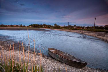 somebodies boat by ArtemGukasov