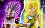 Goku vs Xeon (The super tuffle)