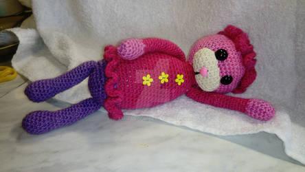 Large Ami Cat crochet pattern - Amigurumi Today | 250x444