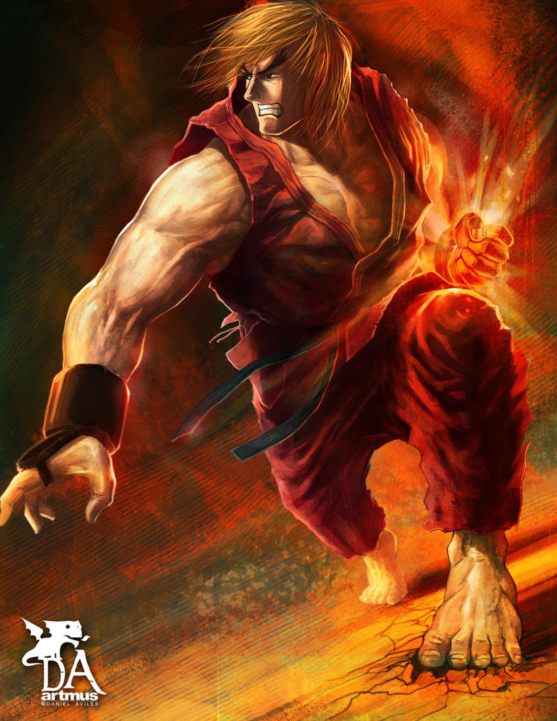ken street fighter wallpaper - photo #19
