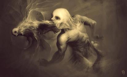Espiritu demoniaco