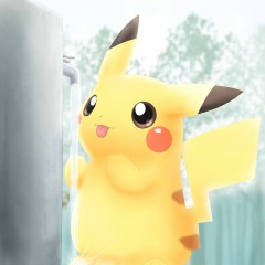 Pikachu ? liked on Polyvore featuring pokemon, anime, fillers ...
