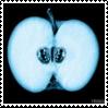 Fringe Glyph: Apple by lzsays
