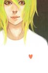 that green hair