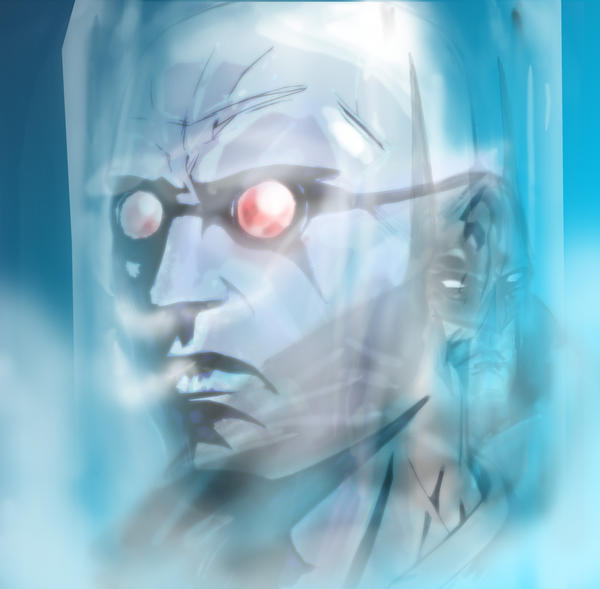 Mr Freeze by mansloth