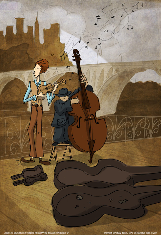 Tall, Short, Uke, Bass by nongravity