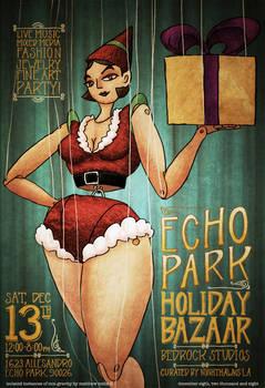 Echo Park Holiday Bazaar