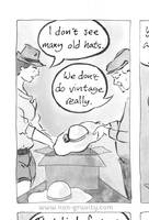 She Always Looked Good in Hats, page 17 preview by nongravity