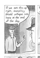 She Always Looked Good in Hats, page 18 preview by nongravity