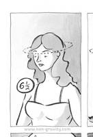 She Always Looked Good in Hats, page 20 preview by nongravity