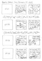Hourly Comics Day, 2014 by nongravity