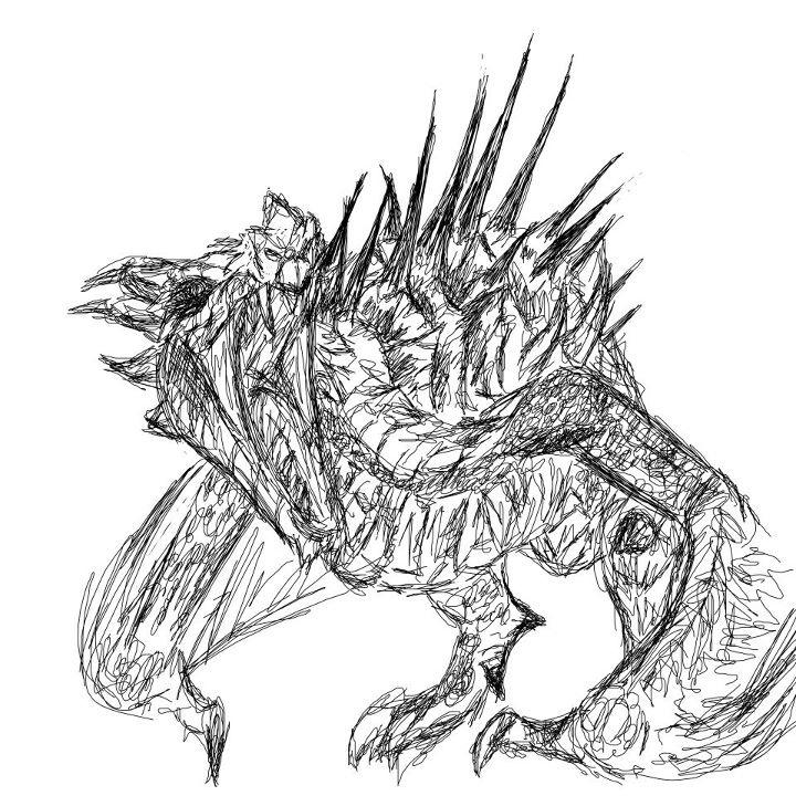 Frost Dragon By Wire-Fox On DeviantArt