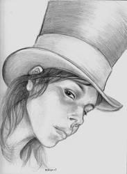 Top Hat by berido
