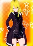 Touhou Cards - Marisa Kirisame by HikaruBaskerville-0