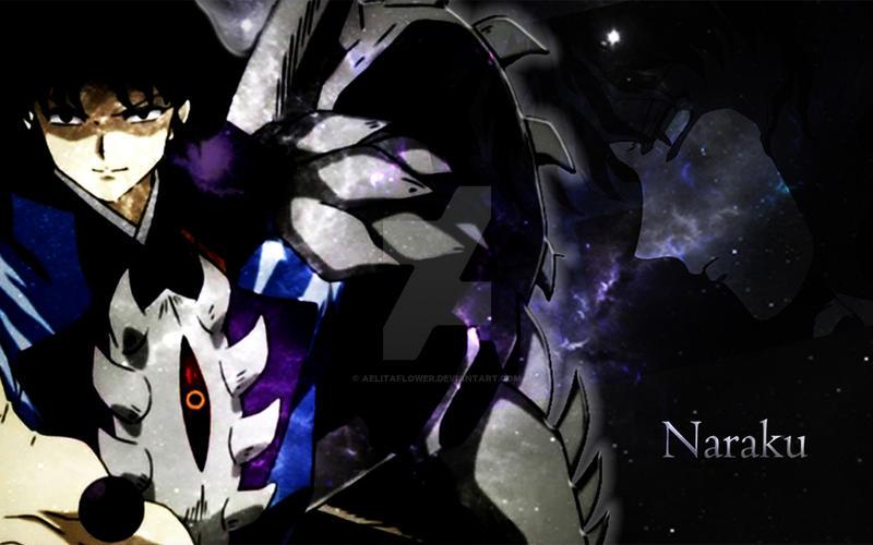 Naraku By Aelitaflower On DeviantArt