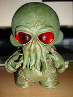 Little Lord Cthulhu by Vakisvor