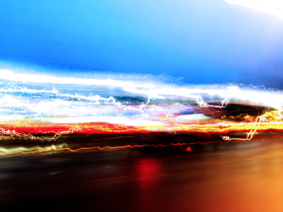 Life is a blur II by darkdex52